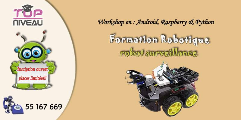 formation robotique